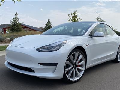 2019 Tesla Model 3 lease in Erie,CO - Swapalease.com