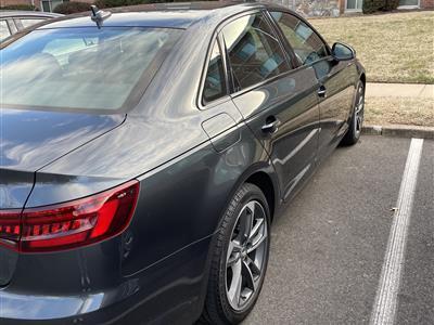 2019 Audi A4 lease in ,DC - Swapalease.com