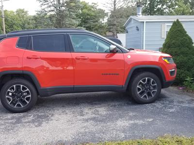 2019 Jeep Compass lease in Norwich,CT - Swapalease.com