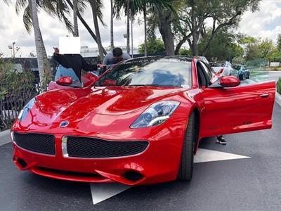 2018 Karma Revero lease in Miami,FL - Swapalease.com