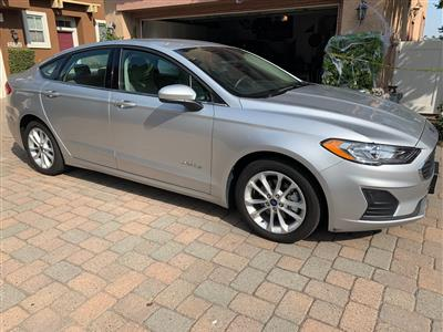 2019 Ford Fusion Hybrid lease in Aliso Viejo,CA - Swapalease.com