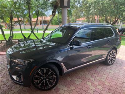 2020 BMW X7 lease in Miami,FL - Swapalease.com