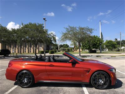 2018 BMW M4 lease in FORT LAUDERDALE,FL - Swapalease.com