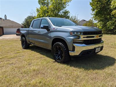 2019 Chevrolet Silverado 1500 lease in Rowlett,TX - Swapalease.com