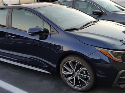 2020 Toyota Corolla lease in Buena Park,CA - Swapalease.com