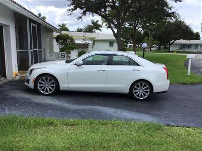 2017 Cadillac ATS lease in plantation,FL - Swapalease.com