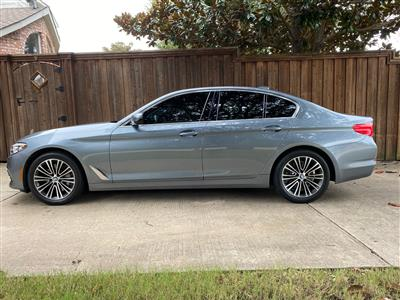 2019 BMW 5 Series lease in PLANO ,TX - Swapalease.com