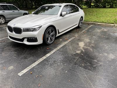 2019 BMW 7 Series lease in Lake Mary,FL - Swapalease.com