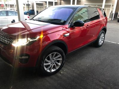 2018 Land Rover Discovery Sport lease in Wood-Ridge,NJ - Swapalease.com