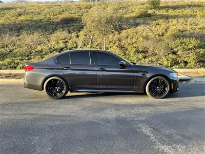 2020 BMW M5 Competition lease in Newbury,CA - Swapalease.com