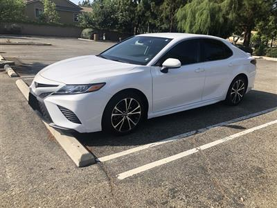2019 Toyota Camry lease in Rancho Cucamonga,CA - Swapalease.com