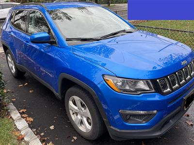 2018 Jeep Compass lease in Great Neck,NY - Swapalease.com