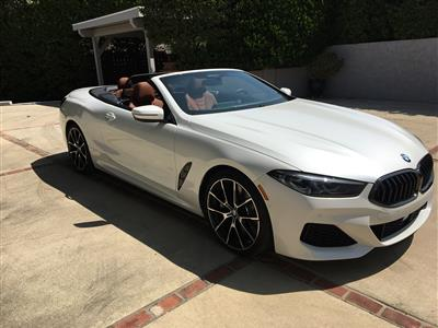 2019 BMW 8 Series lease in GLENDORA,CA - Swapalease.com
