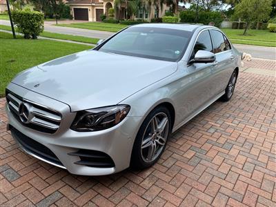 2019 Mercedes-Benz E-Class lease in Wellington,FL - Swapalease.com