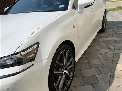 2020 Lexus GS 350 F Sport lease in Irving,TX - Swapalease.com