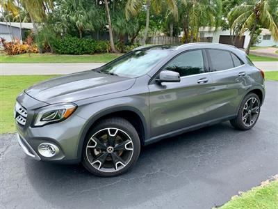 2018 Mercedes-Benz GLA SUV lease in Miami,FL - Swapalease.com