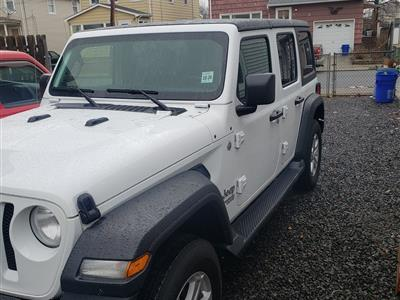 2020 Jeep Wrangler Unlimited lease in Cranford ,NJ - Swapalease.com
