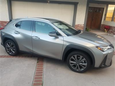 2019 Lexus UX lease in Redondo Beach,CA - Swapalease.com