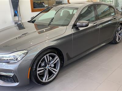 2019 BMW 7 Series lease in Laguna Niguel,CA - Swapalease.com
