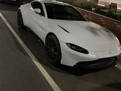 2020 Aston Martin Vantage lease in Washington ,DC - Swapalease.com
