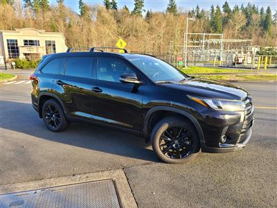 2019 Toyota Highlander lease in Bothell,WA - Swapalease.com