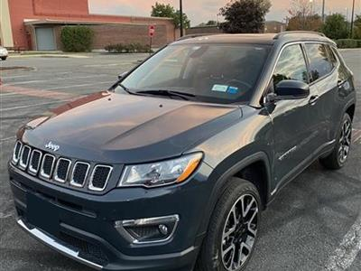 2018 Jeep Compass lease in Bronx,NY - Swapalease.com