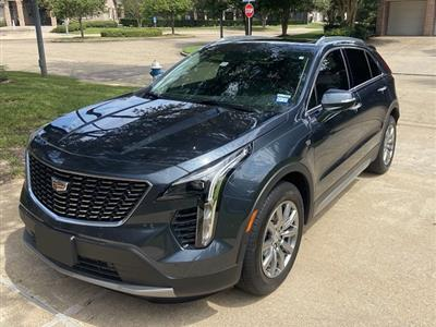 2019 Cadillac XT4 lease in Houston,TX - Swapalease.com