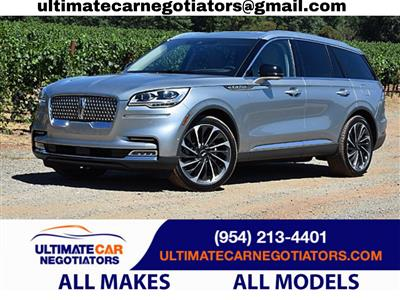 2021 Lincoln Aviator lease in Fort Lauderdale,FL - Swapalease.com