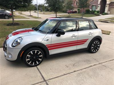 2020 MINI Hardtop 4 Door lease in Sugar Land,TX - Swapalease.com