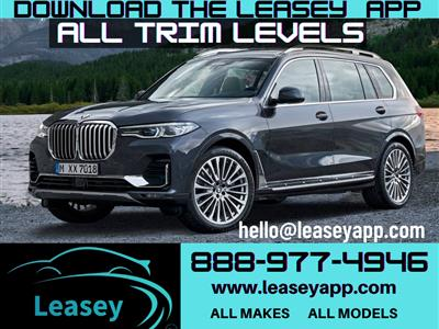 2021 BMW X7 lease in Chicago,IL - Swapalease.com
