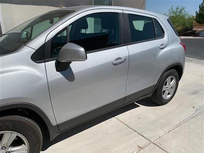 2019 Chevrolet Trax lease in LAS VEGAS,NV - Swapalease.com