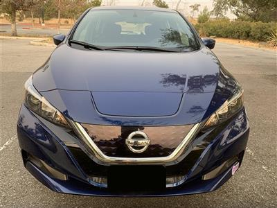 2019 Nissan LEAF lease in San Jose,CA - Swapalease.com