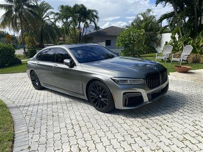2020 BMW 7 Series lease in Coral Gables,FL - Swapalease.com