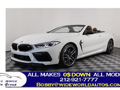 2021 BMW M8 lease in New York,NY - Swapalease.com