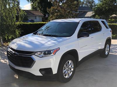 2019 Chevrolet Traverse lease in THOUSAND OAKS,CA - Swapalease.com
