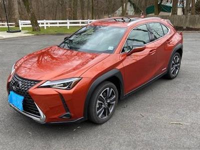 2019 Lexus UX lease in RIDGEWOOD,NJ - Swapalease.com