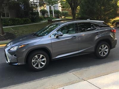 2019 Lexus RX 350 lease in Fairfax,VA - Swapalease.com
