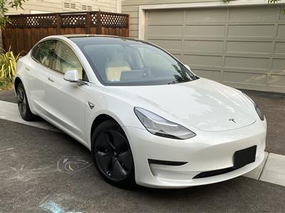 2019 Tesla Model 3 lease in Foster City,CA - Swapalease.com