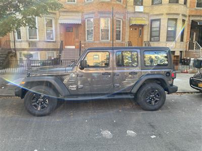 2020 Jeep Wrangler Unlimited lease in Ridgewood,NY - Swapalease.com