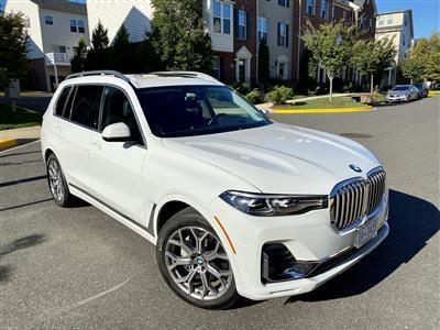 2019 BMW X7 lease in Washington,DC - Swapalease.com