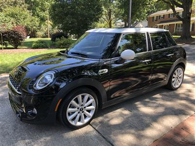 2019 MINI Hardtop 4 Door lease in Charlotte,NC - Swapalease.com