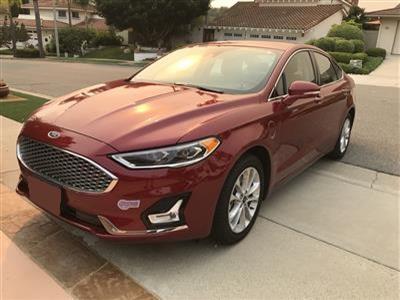 2019 Ford Fusion Energi lease in Laguna Niguel,CA - Swapalease.com