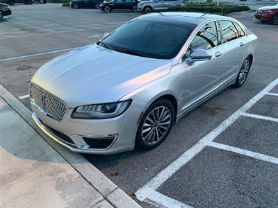 2019 Lincoln MKZ Hybrid lease in WEST PALM BCH,,FL - Swapalease.com
