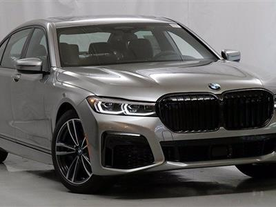 2021 BMW 7 Series lease in Brooklyn,NY - Swapalease.com
