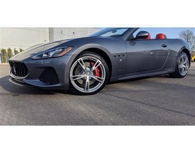 2019 Maserati GranTurismo Convertible lease in Great neck,NY - Swapalease.com