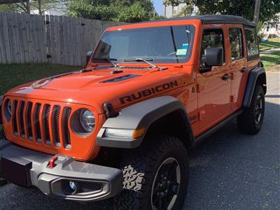 2018 Jeep Wrangler Unlimited lease in Ocean,NJ - Swapalease.com