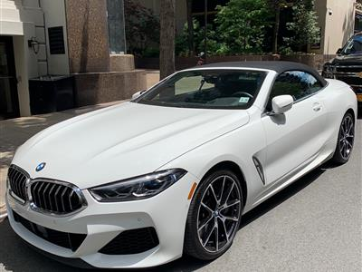 2019 BMW 8 Series lease in Deal,NJ - Swapalease.com