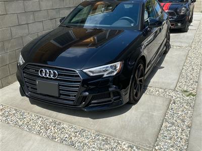 2020 Audi A3 lease in Los Angeles,CA - Swapalease.com
