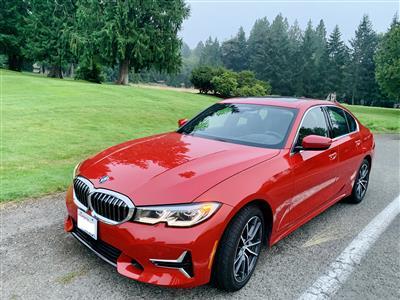 2019 BMW 3 Series lease in Bellevue,WA - Swapalease.com