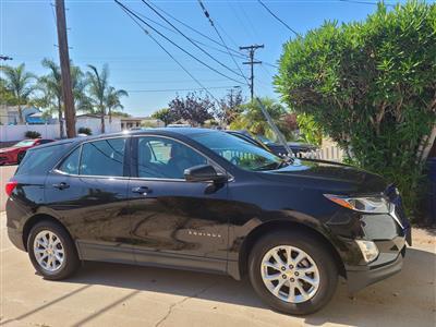 2019 Chevrolet Equinox lease in San Diego,CA - Swapalease.com